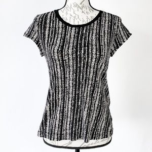 Rag & Bone Jean Crew Neck Tee Shirt Size Medium
